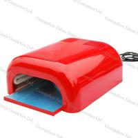 Wholesale Professional Red 36W UV Nail Lamp Dryer With Harmless 4 * 9W Bulb For Artificial Nails from china suppliers