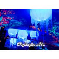 Wholesale Large Party Decorative Light Inflatable Lighting Jellyfish for Meetings and Conference from china suppliers