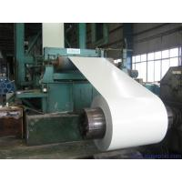 Wholesale White / Grey Prepainted Galvanized Steel Coil For Building Material 600 - 1250mm Width from china suppliers