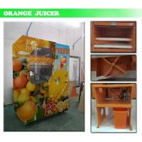 Wholesale Fresh Citrus Juice Wifi Extraction Automatic Vending Machine With Touch Panel from china suppliers
