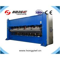 Buy cheap 4m Double Board Needle Punching Machine High Performance Customized Needle Density from wholesalers