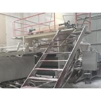 Wholesale Custom PVC Marble Sheet Production Line With Speed Control ABB Inverter from china suppliers