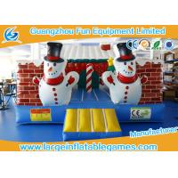 Wholesale Wholesale Various High Quality Outdoor Inflatable Christmas House from china suppliers