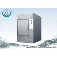 Wholesale Motorized Hinge Door Autoclave Steam Sterilizer With Silicone Gasket from china suppliers