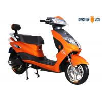 Wholesale LCD Display Electric Scooters And Motorcycles With Big Front Disc Brake from china suppliers