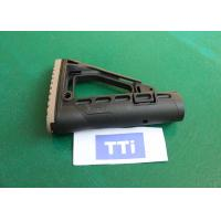 Buy cheap Single cavity High precision Plastic Injection Molded Parts Weapon / Gun Cover Products from wholesalers