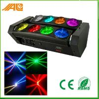 Wholesale 8pcs 10w Rgbw 4 in 1 Led Spider Beam Moving Head Lights For Disco from china suppliers