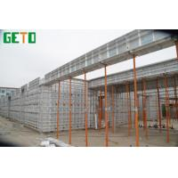 Wholesale OEM Lightweight Aluminum  Formwork For Concrete Pouring In Walls/Beams/Stairs And Columns from china suppliers