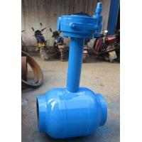 Wholesale Underground Water / Oil 1200mm Welding Connect Ball Valve DN15 ~ DN1400 from china suppliers