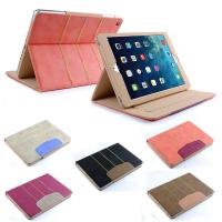 Wholesale Fashional Waterproof Leather Tablet Case Stand for Apple ipad air / ipad 5 from china suppliers