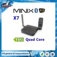 Wholesale Quad core for android tv box minix neo x7 with android 4.2 os quad core rk3188 RJ45 16G high quality from china suppliers