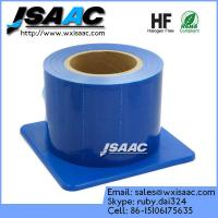 Wholesale Adhesive edges blue barrier film with dispenser from china suppliers