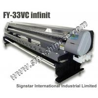 Wholesale infinit 33VC xaar head solvent printer from china suppliers
