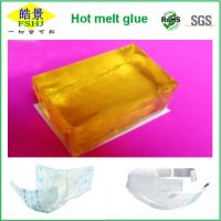 Wholesale Eva Material Adhesive Hot Melt Block For Diapers And Sanitary Napkin from china suppliers