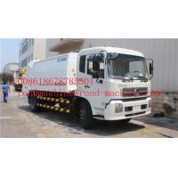 Wholesale 4 vertical Cyclone Sweeper Garbage Compactor Truck Euro III standard Energy-Saving Euro from china suppliers