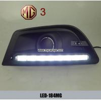 Wholesale MG 3 DRL LED Daytime driving Lights car led light manufacturers china from china suppliers