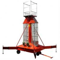 Wholesale Heavy Duty Mobile Elevated Platform , GTTY-20B Car Lift Platform For Shopping Malls from china suppliers