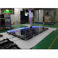 Wholesale 1R1G1B SMD3535 LED Dance Floor 1/7 Scan P8.928 LED Tile Screen from china suppliers