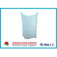 Wholesale Tetragonum Big Pearl Dot  Dry Scrub Gloves 75GSM Spunlace Material from china suppliers