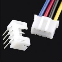Wholesale 2.0 mm Wire Harness Cable Assembly For 4 Pin Housing Connector / Right Angle Header Connector from china suppliers