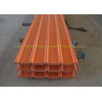 Wholesale ASTM A755 Galvanized gi Corrugated Metal Roofing Sheets For Walls Roof from china suppliers