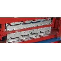 Wholesale Aluminium Double Layer Roofing Sheet Cold Roll Forming Machine 16 Stations from china suppliers