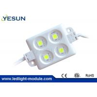Wholesale Signage Lighting 4 LED Module SMD 5050 High Luminous Efficacy 120 Deg Viewing Angle from china suppliers