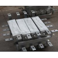 Wholesale Aluminum Pier / piling anodes Cathodic protection , Aluminium Anodes from china suppliers
