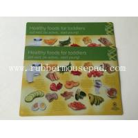 Wholesale Eco-friendly Rubber Desk Pad Plastic PVC Placemat With Nontoxic from china suppliers