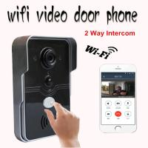 Wholesale HD Smart Wireless Doorbell , Wireless Video Intercom Doorbell One Year Warranty from china suppliers