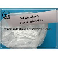 Buy cheap Mannitol inhibitor of norepinephrine and seritonin uptake CAS 69-65-8 MF C6H14O6 from wholesalers