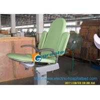 Wholesale Manual Gynecological Chair With Stainless Steel Basin Seat Section Turning from china suppliers