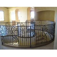 Quality Wought balustrade for staircase for sale