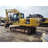 Wholesale 2013 Year Second Hand Komatsu Excavator PC200-8 1.0cbm Bucket 3260 Work Hours from china suppliers