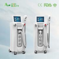 Buy cheap Big Spot size 12*20mm 808nm diode laser hair removal machine from wholesalers