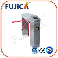 Quality FJC - Z3318 Outdoor Access Control Tripod Turnstile With Rfid Cards for sale