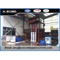 Wholesale Automatic Control Concrete Pipe Making Machine Diameter 300 - 1200 from china suppliers