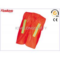China Protection Hi Vis Waistcoat Security Uniforms For Spring / Autumn on sale