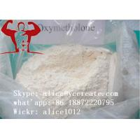 Wholesale MW 332.48 Oral Anabolic Steroids 434-07-1 White Powder Anadrol Oxymetholone from china suppliers