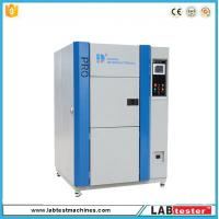 Quality Three Zone Lab Test Machines / Thermal Shock Tester With Superior Safe Functions for sale