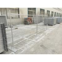 Wholesale Brisbane temporary fencing panels for sale 2100mm x 2400mm in stock www.crowdcontrolbarriers.net.au from china suppliers