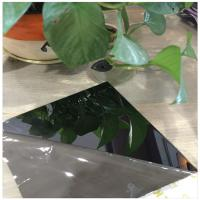 Wholesale High quality 304 316 decorative no 8 mirror finish stainless steel sheet for hotel decoration from china suppliers