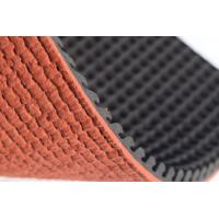Quality 13mm red prefabricated rubber running track surface EPDM Natural rubber width:1.22m for sale