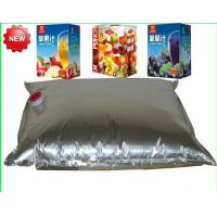Wholesale Aluminum Foil Bib Bag In Box 3 L Apple Or Orange Juice With Tap from china suppliers