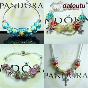 Wholesale Wholesale Pandora Beaded Jewelry-Bracelets-Bangles-Neckalces-Imitation Jewelry-No MOQ from china suppliers