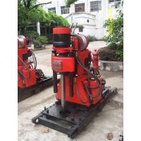 Quality Strong Capacity Crawler Drilling Rig Low Labour Intensity Geological Exploration for sale