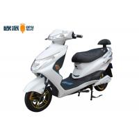 Wholesale Footplate Electric Sport Scooter , Electric Scooter Motorbike For Adult / Ladies from china suppliers