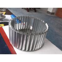 Wholesale double/single inlet  forward curve fan wheel for air condition from china suppliers