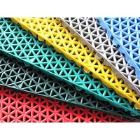 Wholesale Modular Indoor Interlocking Sport Tile, Modular Sports Flooring, Plastic Futsal Floor from china suppliers