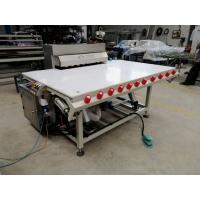 Buy cheap Single Side Heated Roller Press Table,Hot Roller Press Machine for Insulating Glass,Heated Roller Press Machine from wholesalers
